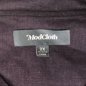 Modcloth Jackets & Coats - NWOT MODCLOTH Use Your Imagination Bomber Jacket
